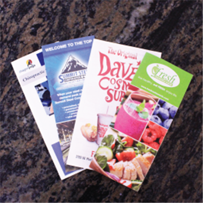 Order Your Tri-fold (11x17) Brochure