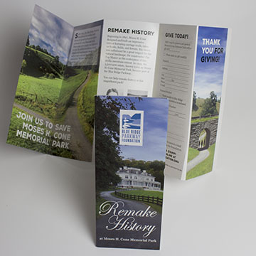 self-mailer brochure example 1